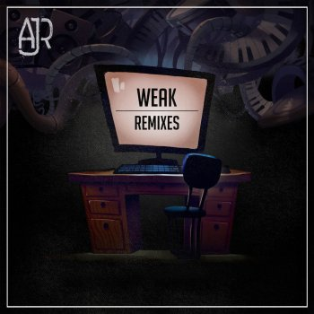 Weak (Mike D Remix) by AJR feat. Mike D - cover art