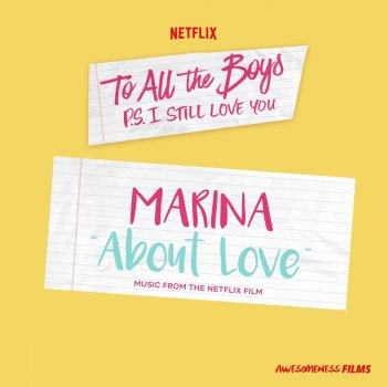 "Testi About Love (From The Netflix Film ""To All The Boys: P.S. I Still Love You"")"