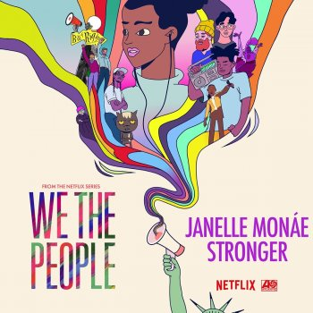 """Testi Stronger (from the Netflix Series """"We The People"""")"""