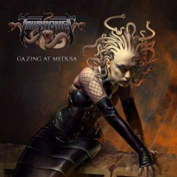 Gazing at Medusa - cover art