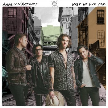 Go Big or Go Home by American Authors - cover art
