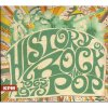 History of Rock and Pop 1965-1975 Richard Myhill - cover art