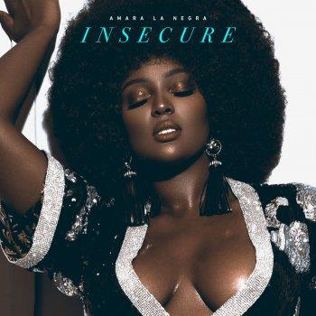 Insecure lyrics – album cover