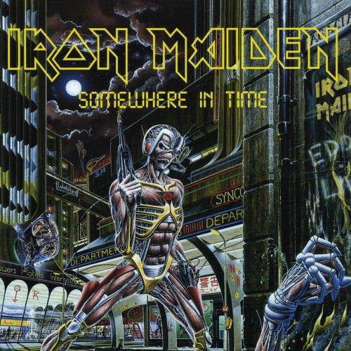 Iron Maiden - Caught Somewhere In Time (2015 Remastered Version) Lyrics