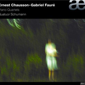 Testi Chausson & Fauré: Piano Quartets