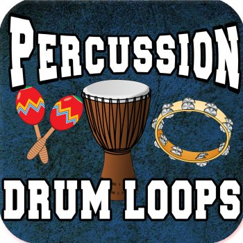 Testi Percussion Drum Loop Beats, Royalty Free