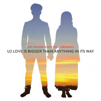 Testi Love Is Bigger Than Anything In Its Way (HP Hoeger Rusty Egan Remixes)