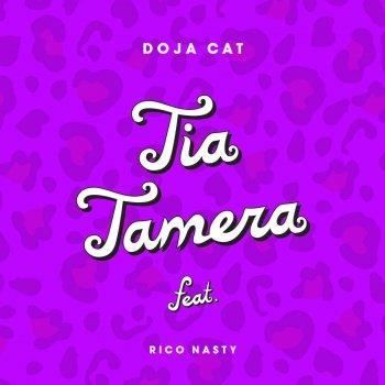 Tia Tamera by Doja Cat feat. Rico Nasty - cover art