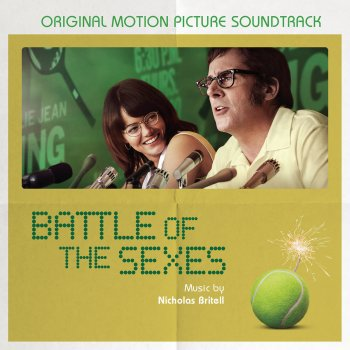 If I Dare - from Battle of the Sexes by Sara Bareilles feat. Nicholas Britell - cover art