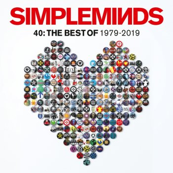 Testi Forty: The Best of Simple Minds 1979-2019
