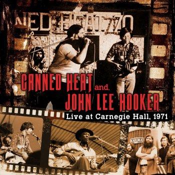 Testi Live at Carnegie Hall 1971 (Live) [with John Lee Hooker]