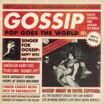 Testi Pop Goes The World