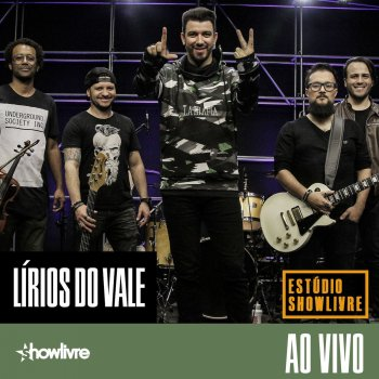 Testi Lírios do Vale no Estúdio Showlivre, Vol. 2 (Ao Vivo)