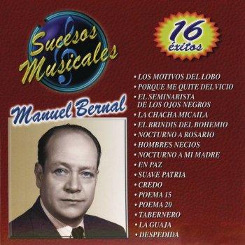 Letras del álbum Sucesos Musicales de Manuel Bernal | Musixmatch ...