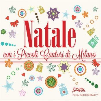 Canzone Di Natale Stella Cometa Testo.Natale E Di Piu Testo Coro I Piccoli Cantori Di Milano Mtv