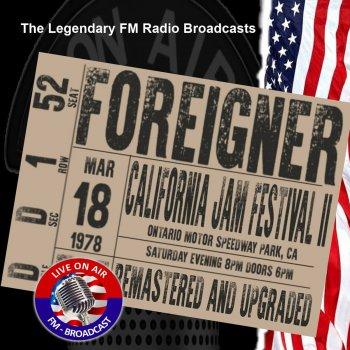 Testi Legendary FM Broadcasts - California Jam Festival II, CA 18th March 1978