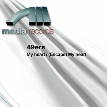 Testi My heart/(Escape) My heart