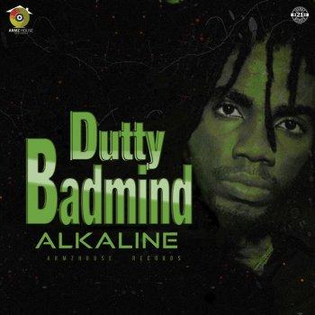 Dutty Badmind by Alkaline album lyrics   Musixmatch - Song Lyrics