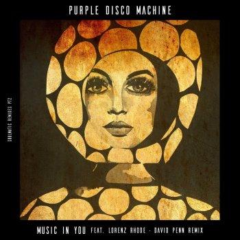 Testi Music In You (David Penn Remix)