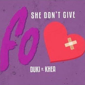 Testi She Dont Give a FO