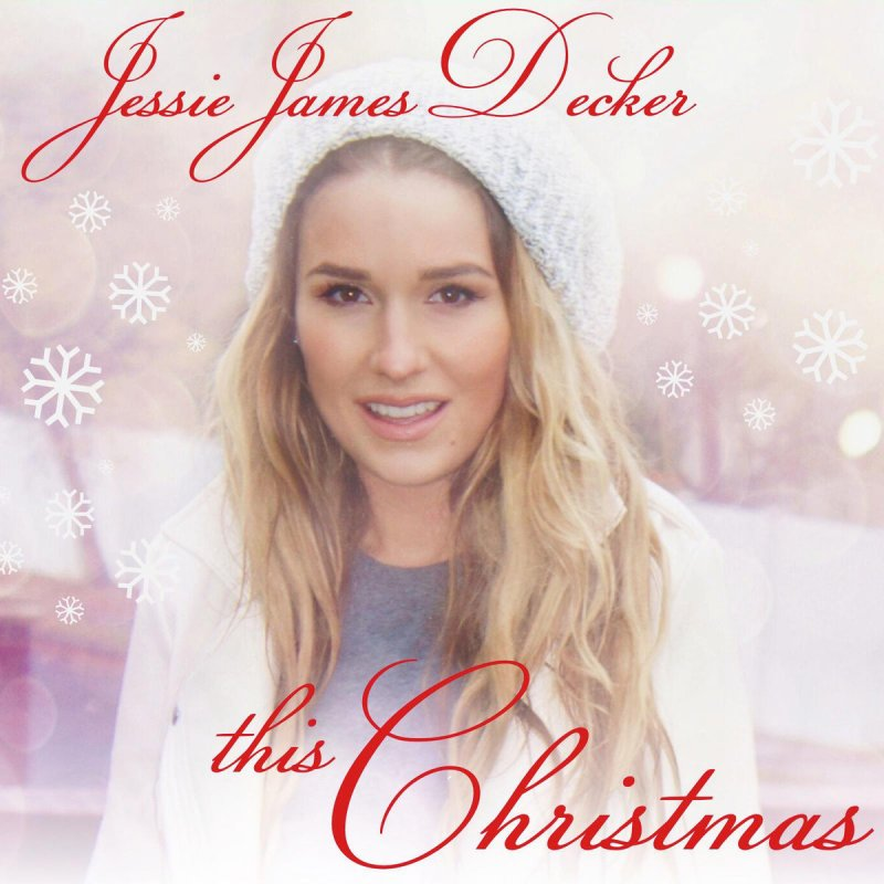 Jessie James Decker - All I Want for Christmas Is You Lyrics ...