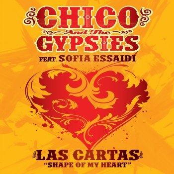 Las Cartas (Shape of My Heart) by Sofia Essaïdi album lyrics