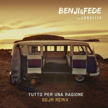 Testi Tutto per una ragione (feat. Annalisa) [SDJM Remix]