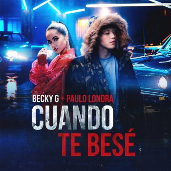 Cuando Te Besé lyrics – album cover