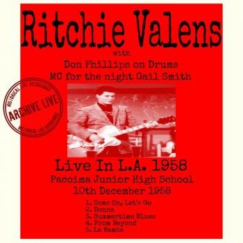 Testi Live In L.A. 1958
