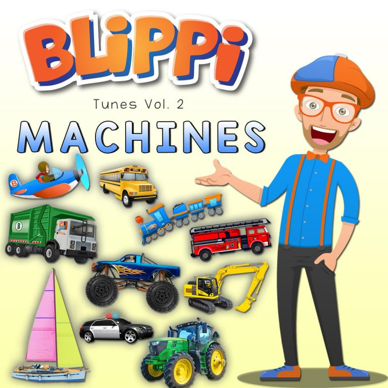 Blippi The Train Song Lyrics Musixmatch