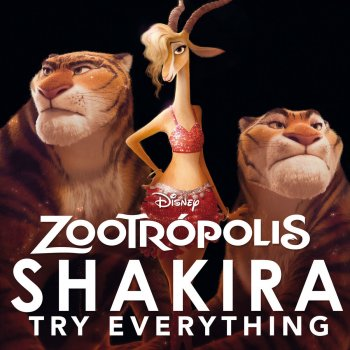 "Testi Try Everything (De ""Zootrópolis"")"
