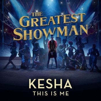 This Is Me (From The Greatest Showman) by Ke$ha - cover art
