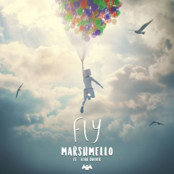 Fly                                                     by Marshmello – cover art