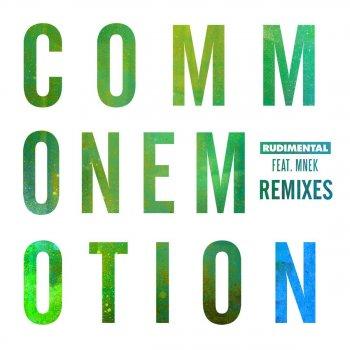 Testi Common Emotion (feat. MNEK) [Remixes]