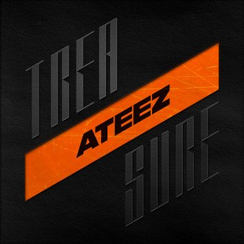 Treasure by ATEEZ - cover art