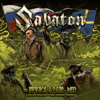 Testi The Attack of the Dead Men (Live in Moscow) - Single