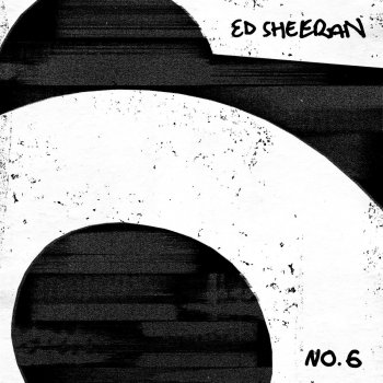 No.6 Collaborations Project                                                     by Ed Sheeran – cover art