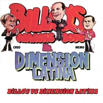 Llorarás by Billo's Caracas Boys, Dimension Latina & Oscar D'León - cover art