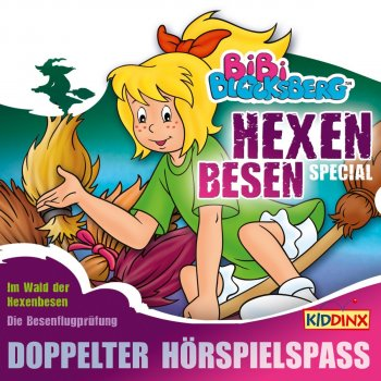 Testi Hexenbesen-Special (Im Wald der Hexenbesen / Die Besenflugprüfung)