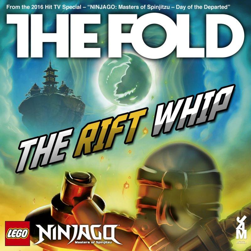 The Fold - Lego Ninjago - The Rift Whip - Weekend Whip