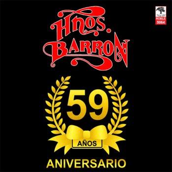 Testi 59 Aniversario de los Hermanos Barrón