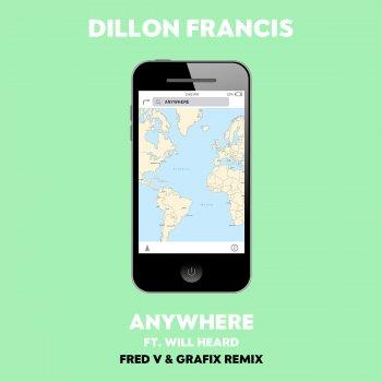 Testi Anywhere [Fred V & Grafix Remix]