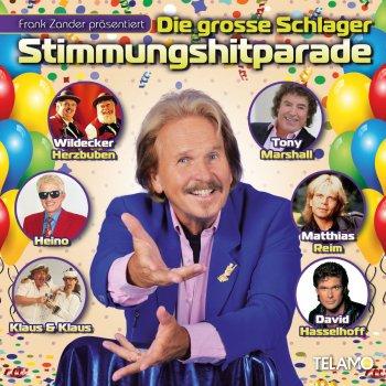 Testi Frank Zander präsentiert: Die große Schlager Stimmungshitparade