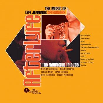 Testi The Music of Lyfe Jennings: The Nightclub Tribute