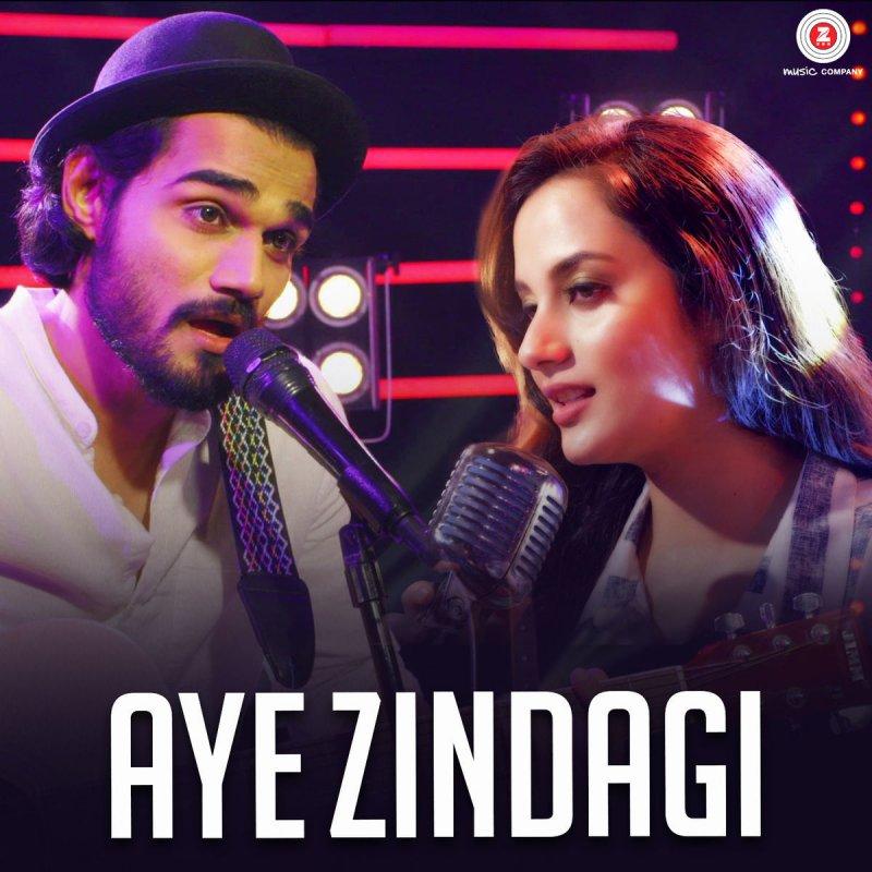 Aakanksha Sharma Aye Zindagi Female Version Lyrics Musixmatch
