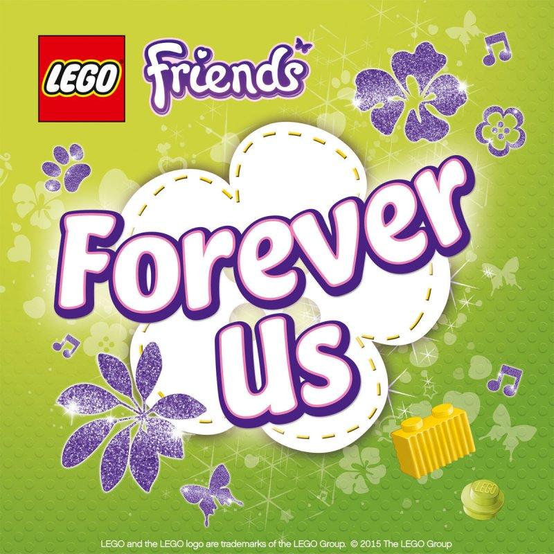 Fantastic Lego Friends Forever Us Lyrics Musixmatch Short Hairstyles For Black Women Fulllsitofus