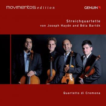 Testi Haydn and Bartók: String Quartets (Movimentos Edition)