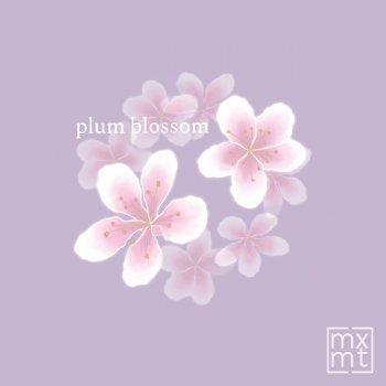 plum blossom                                                     by mxmtoon – cover art
