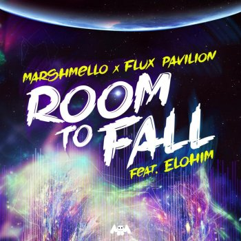Room to Fall by Marshmello feat. Flux Pavilion & Elohim - cover art