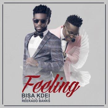 Feeling (feat. Reekado Banks)                                                     by Bisa Kdei – cover art